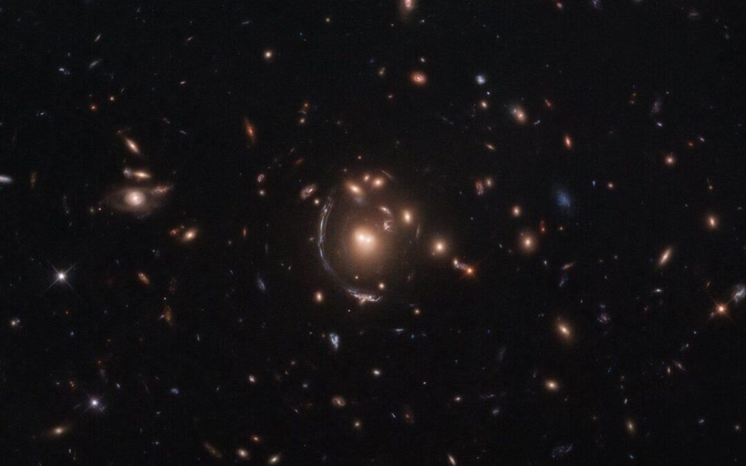 Jaka była pierwsza sekunda po narodzinach wszechświata?
